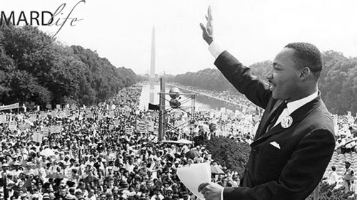 I Have A Dream – Dr. Martin Luther King, Jr.