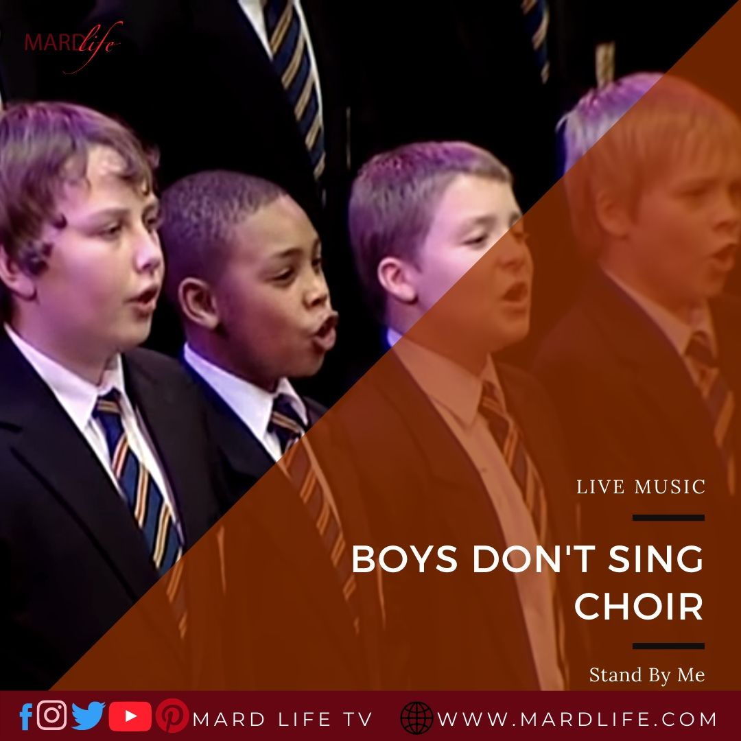 Stand By Me – Boys Don't Sing (Live Performance)
