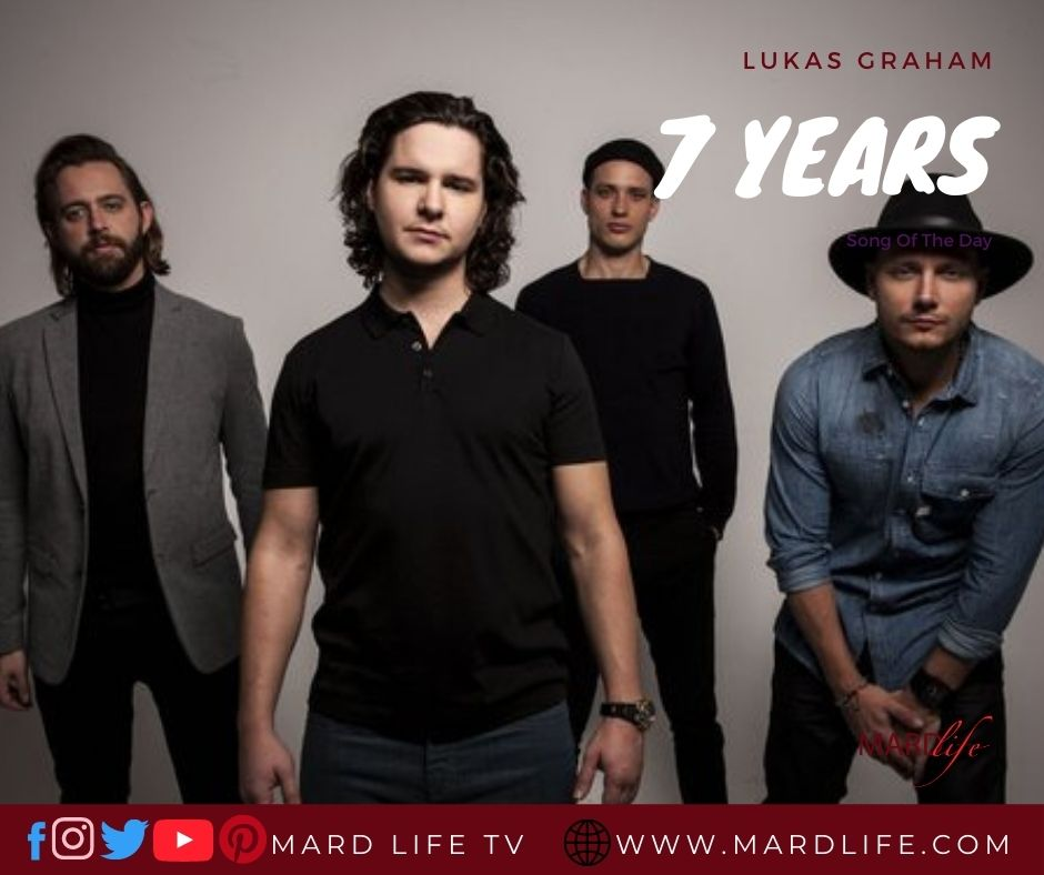 Seven Years – Lukas Graham (Song Of The Day)