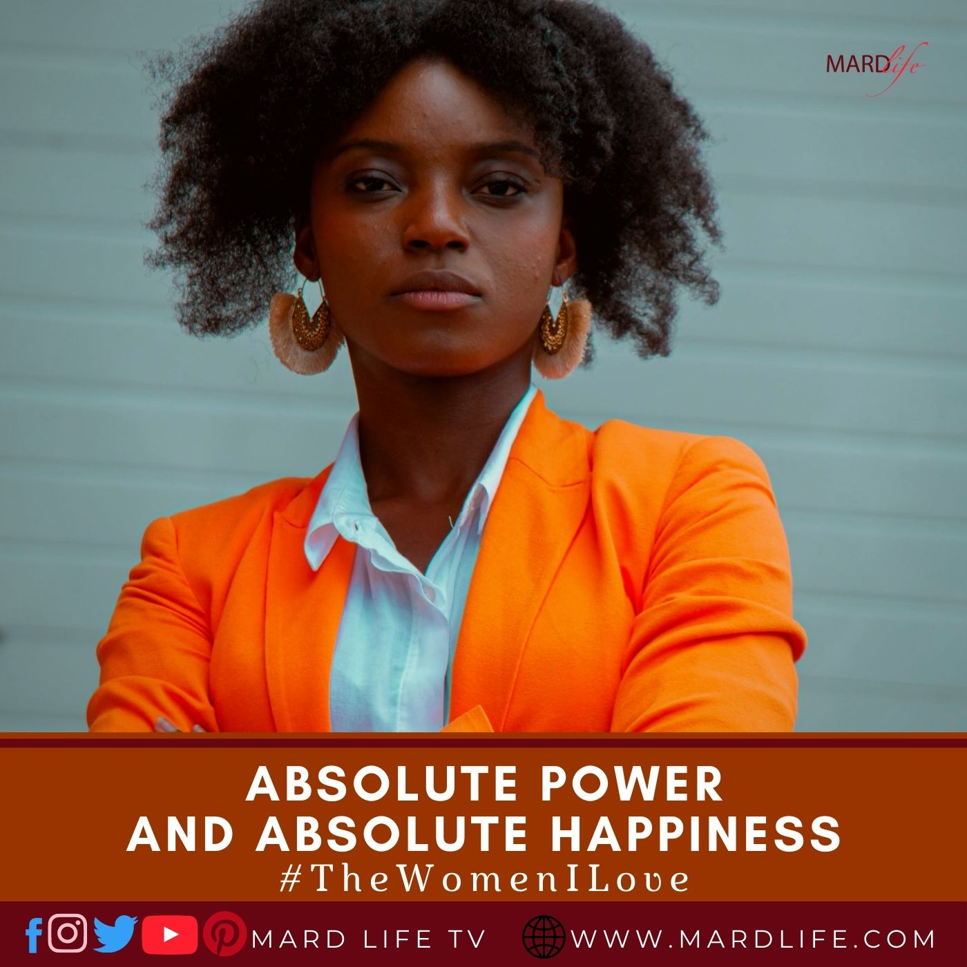 Absolute Power And Absolute Happiness (The Women I Love)