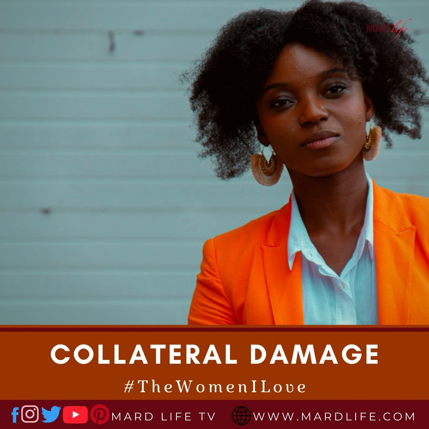 Happiness And Collateral Damage (The Women I Love)