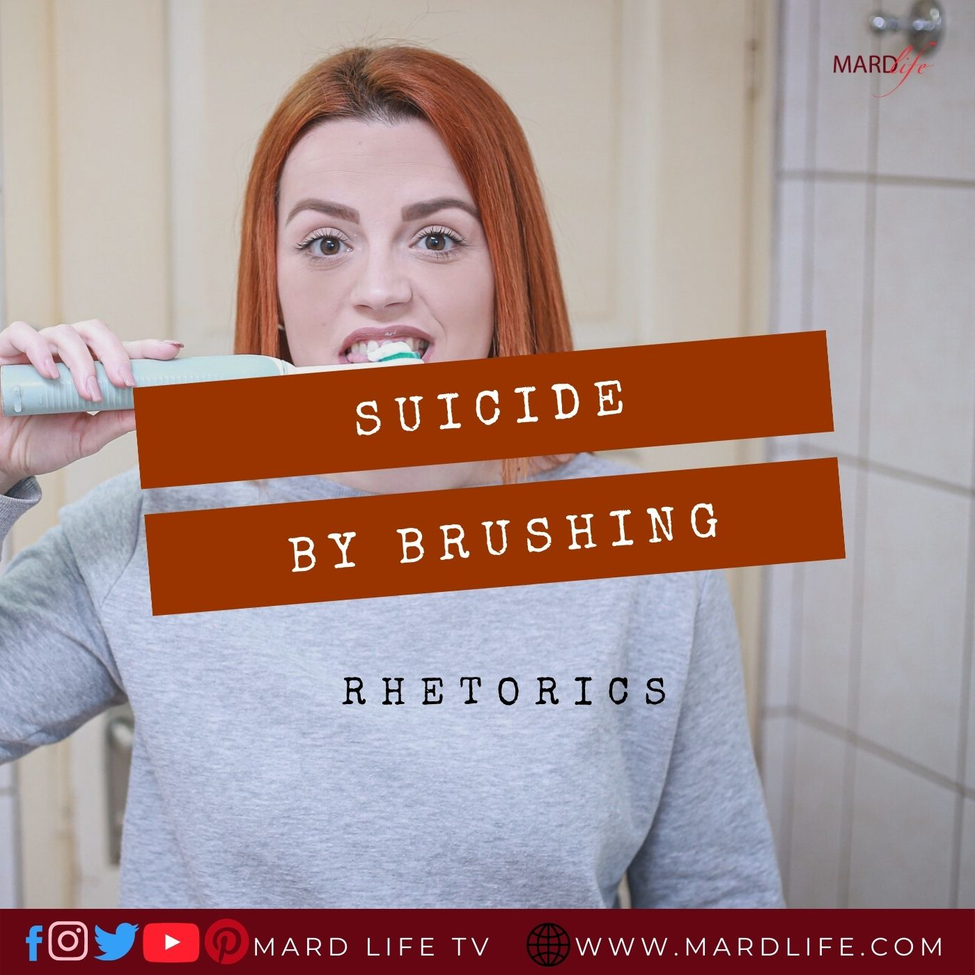 Suicide By Brushing – RHETORICS