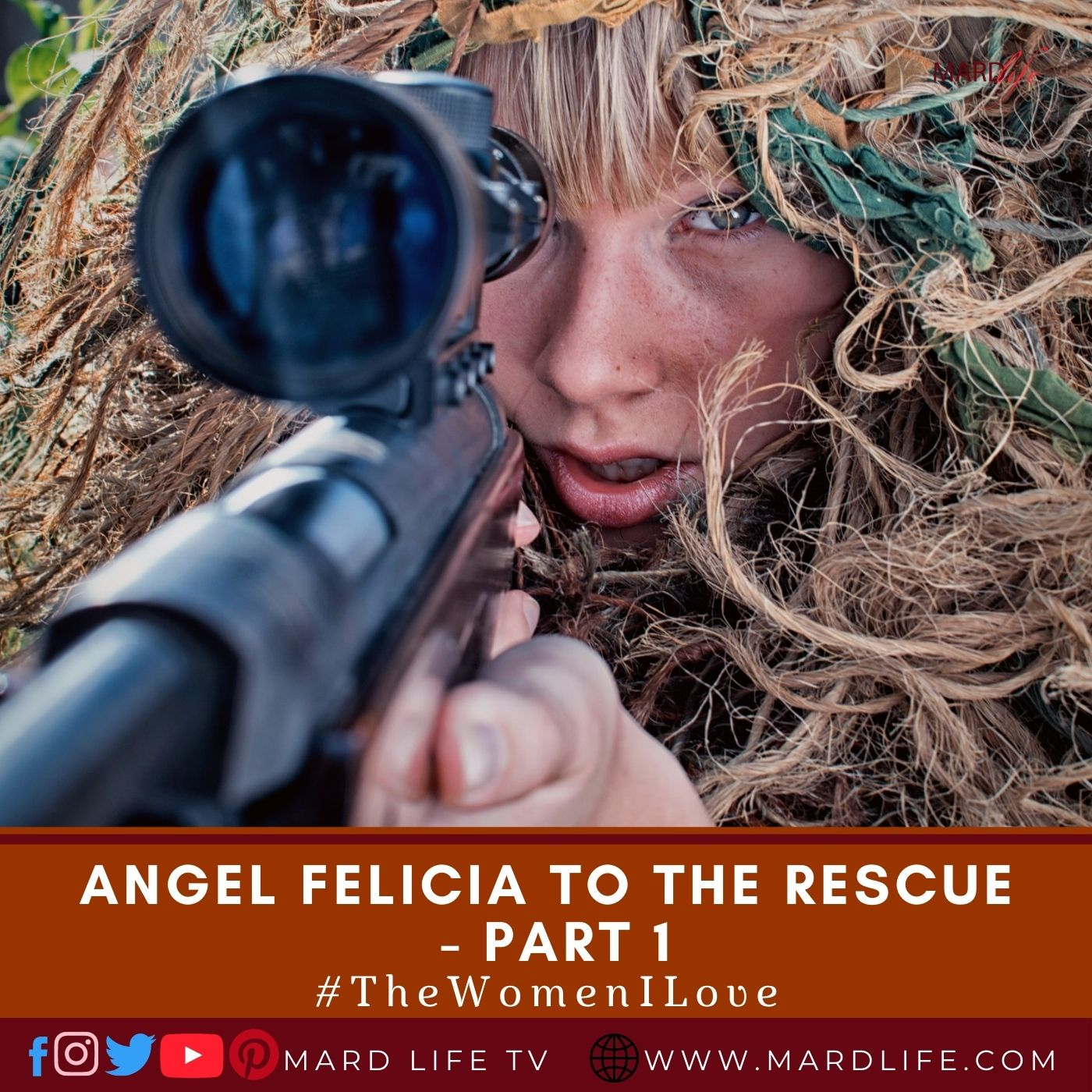 Angel Felicia To The Rescue – Part 1 (The Women I Love)