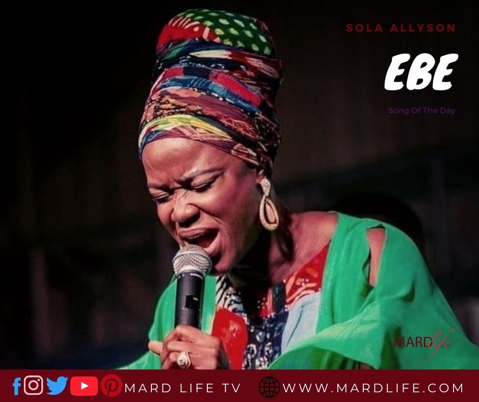Ebe – Sola Allyson (Song Of The Day)