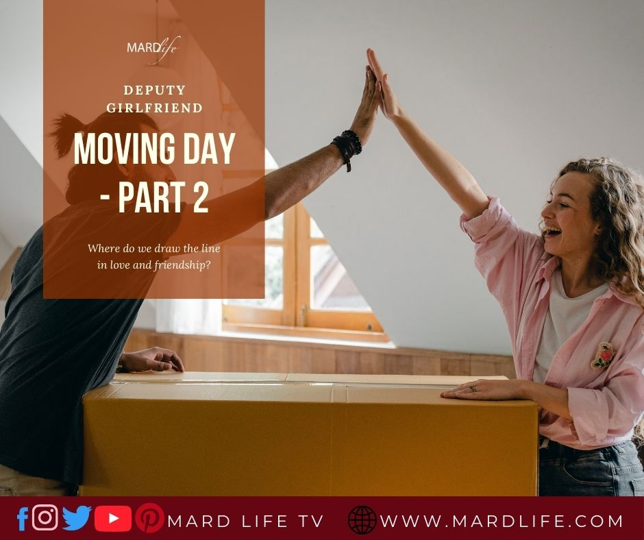 Moving Day – Part 2 (Deputy Girlfriend)