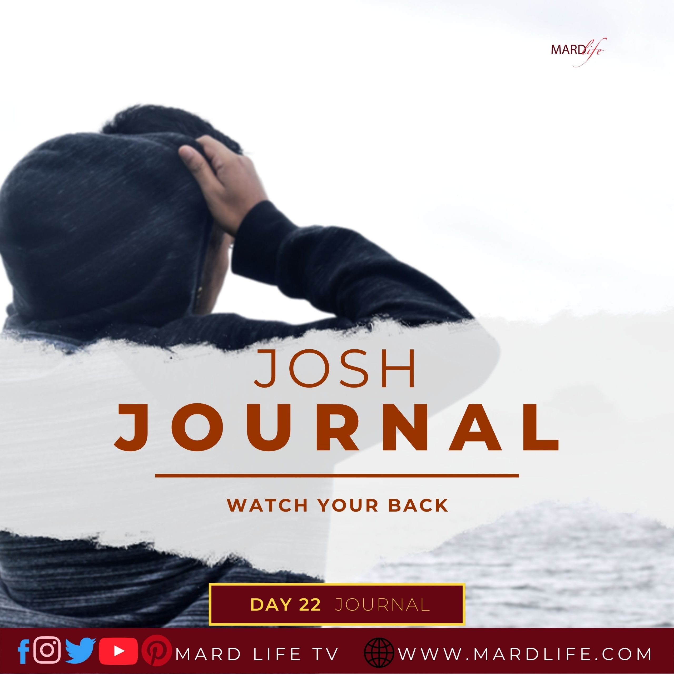 Watch Your Back – Josh Journal