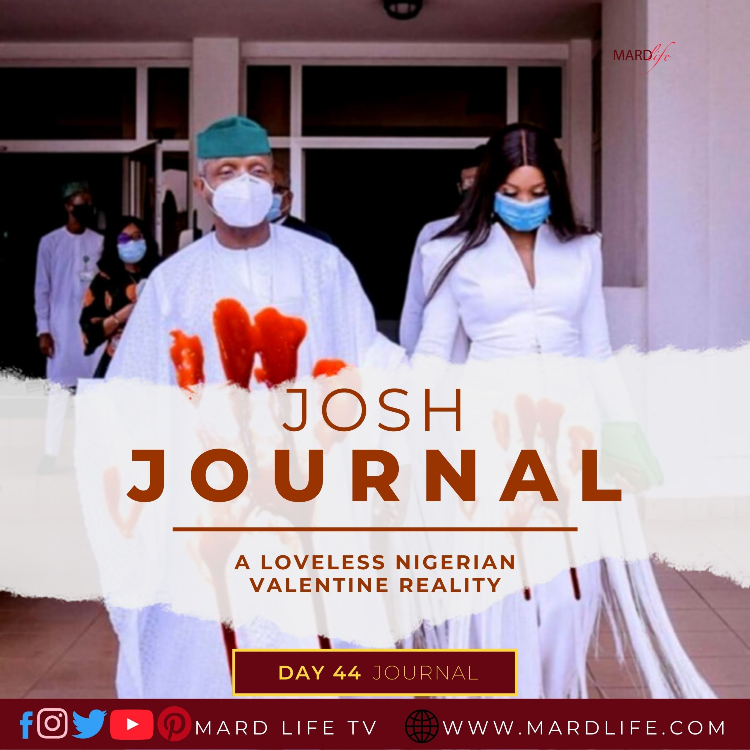 A Loveless Nigerian Valentine Reality – Josh Journal