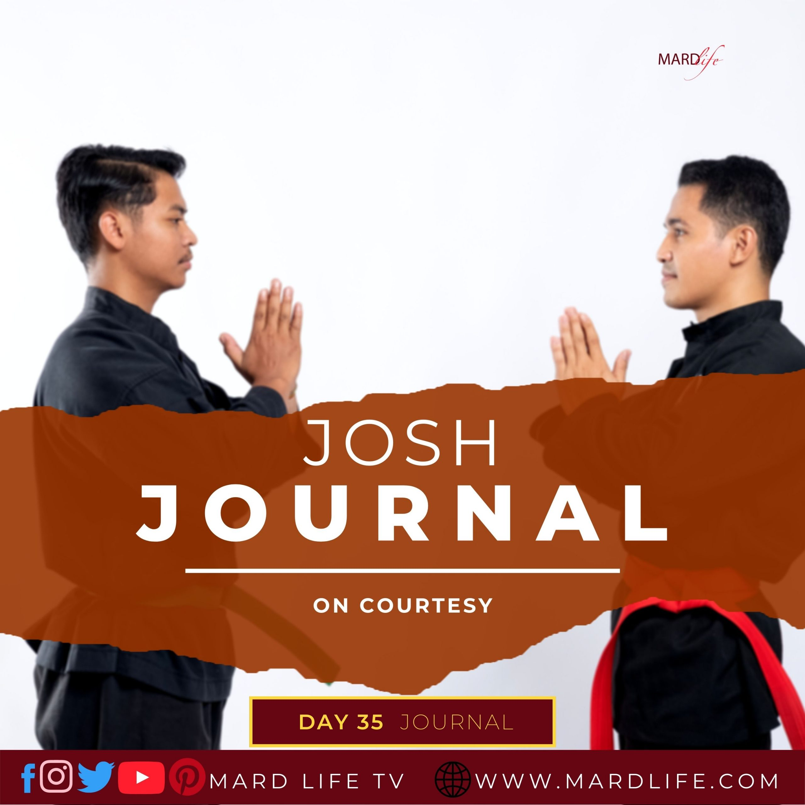 On Courtesy – Josh Journal