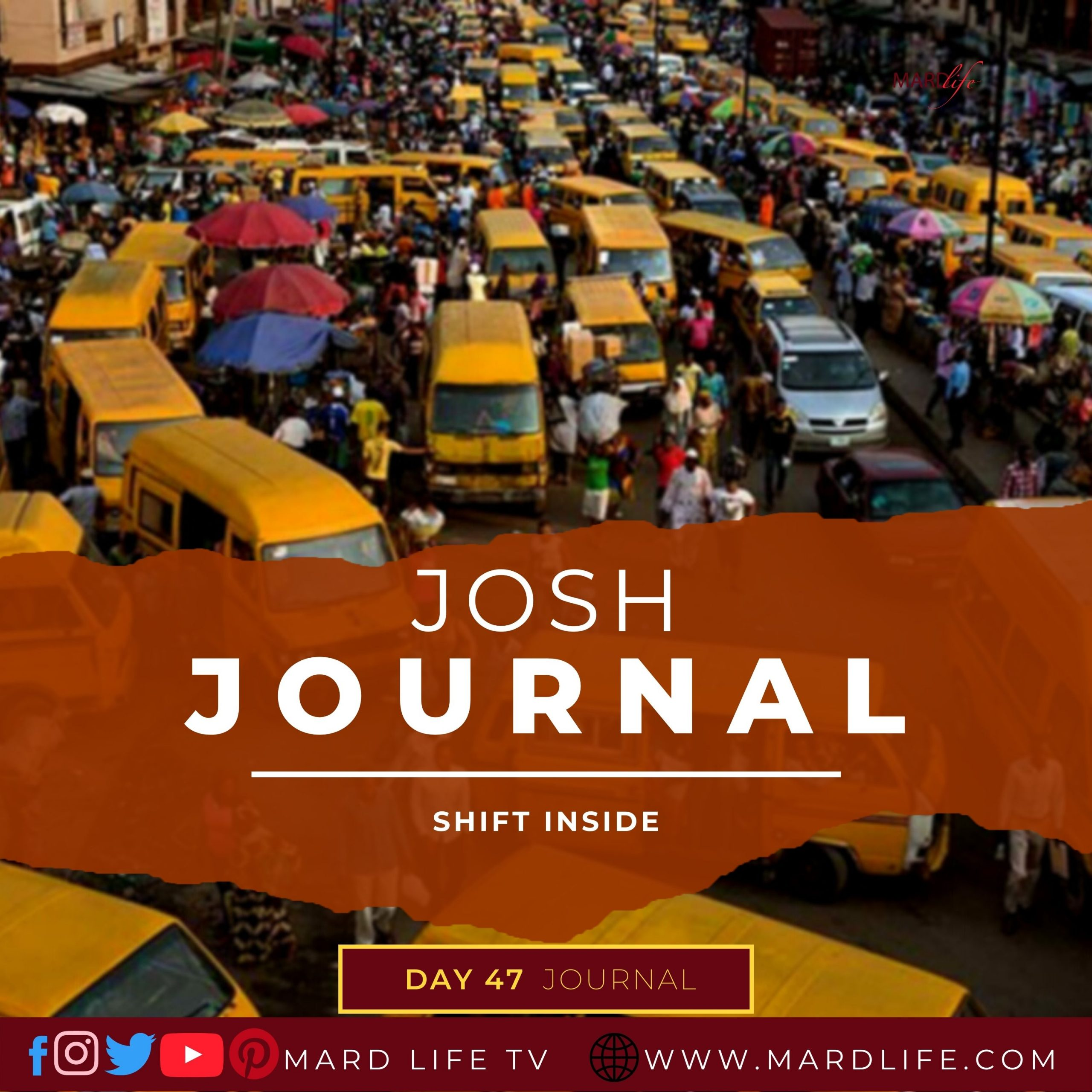 Shift Inside – Josh Journal
