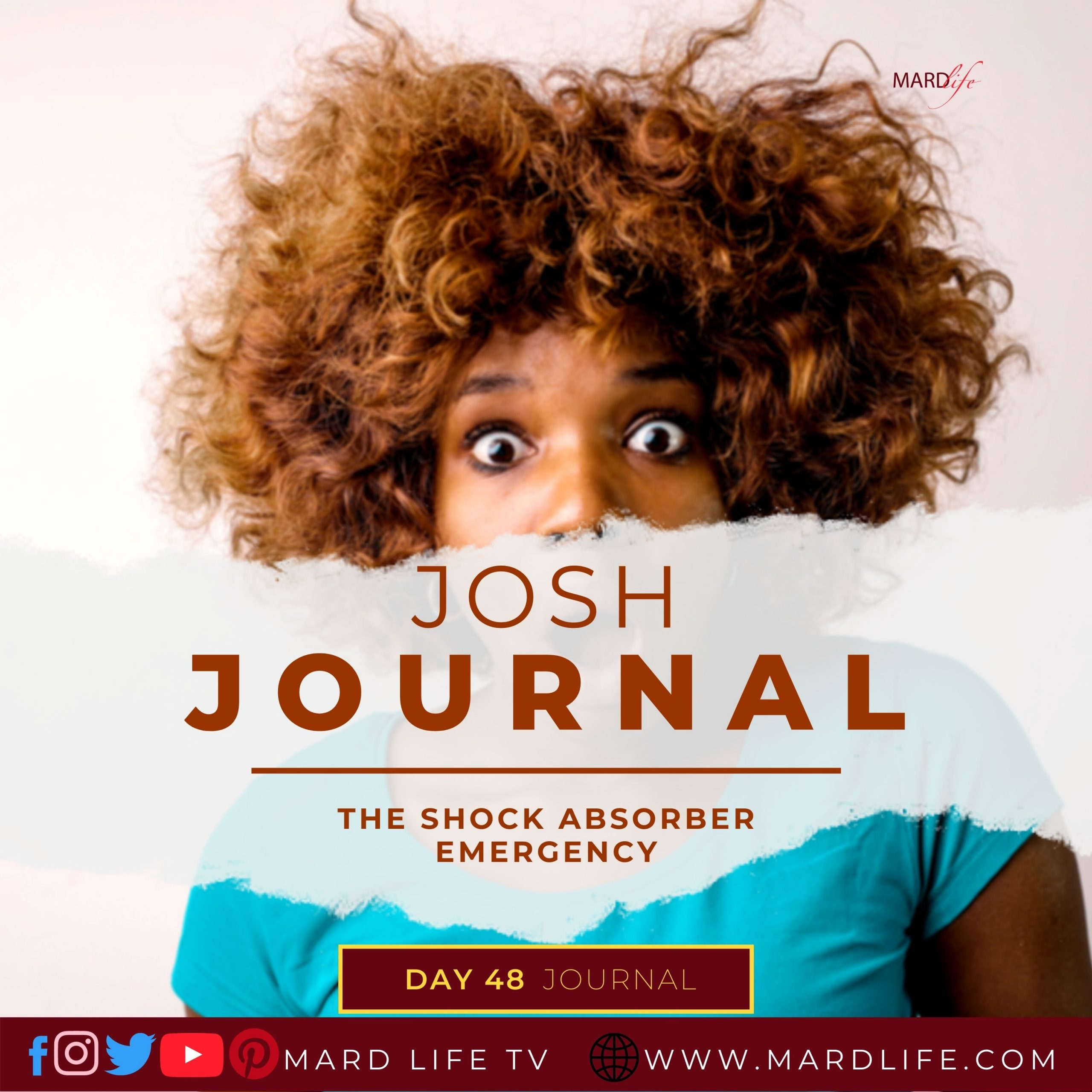 The Shock Absorber Emergency – Josh Journal